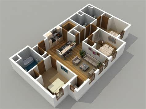 3 Bedroom 3 Bathroom Apartment Development Management 5 Bedroom 3 Bath House Plans 3d
