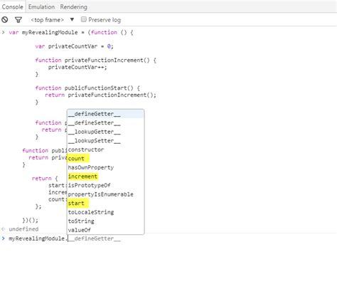 module pattern javascript exle revealing module pattern in javascript phpsourcecode net