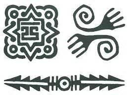 imagenes de grabados mayas resultado de imagen para dibujos rupestres para imprimir