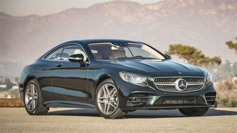 mercedes benz  coupe review photo