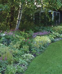 a strategy for a long border fine gardening
