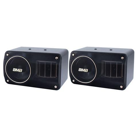 Speaker Karaoke Bmb bmb csj 210 200w 6 quot 2 way compact karaoke speakers pair