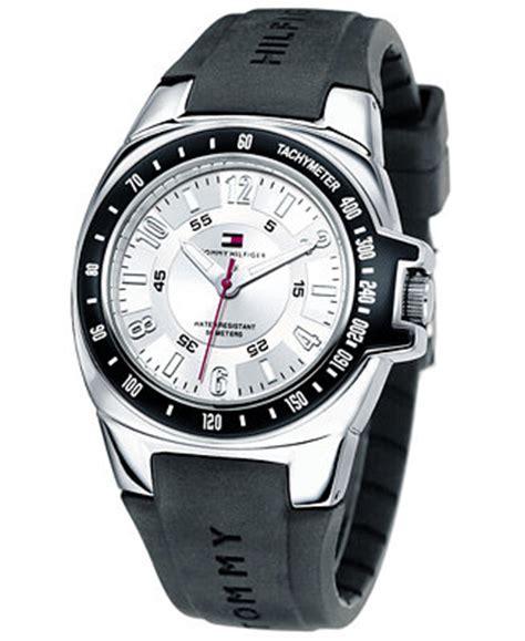 hilfiger s rubber 1790485 watches