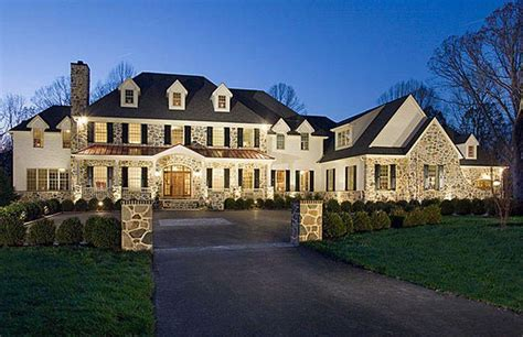 mansion home luxury exterior house