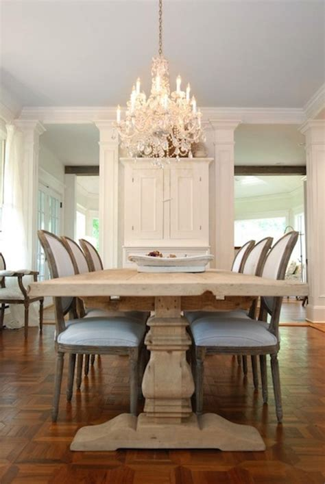 french dining room restoration hardware trestle table french dining room