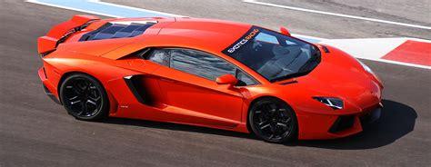 Drive a Lamborghini Aventador