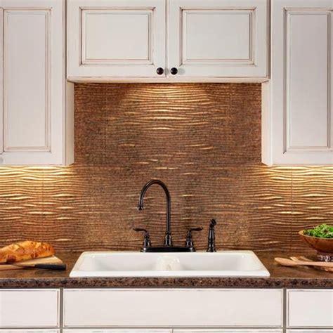 Menards Kitchen Backsplash Fasade Waves 18 Quot X 24 Quot Pvc Backsplash Panel At Menards 174