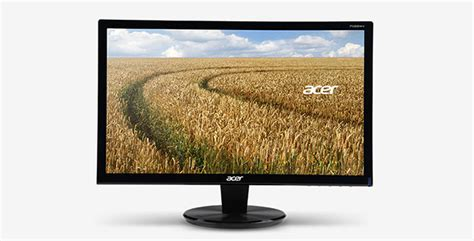 Acer Led Monitor 18 5 Inch Eb192q acer eb192q b 18 5 inch led monitor villman computers