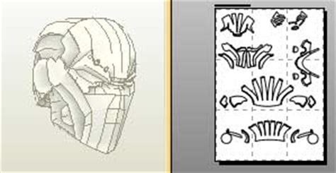 deathstroke armor template new deathstroke mask