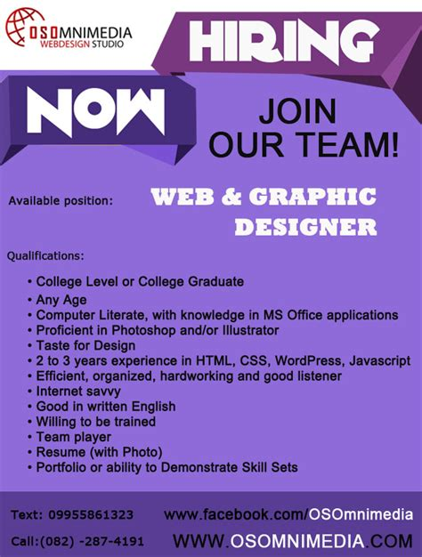layout artist jobs philippines web designer in davao city archives philippines web