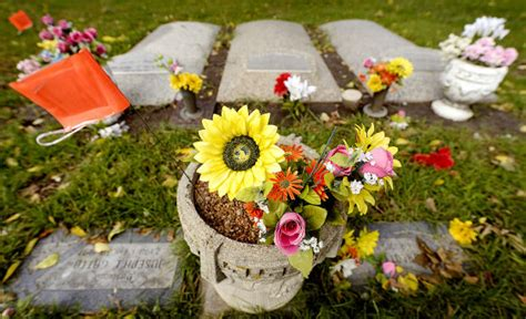 graveside benches graveside flower pots benches no longer welcome at