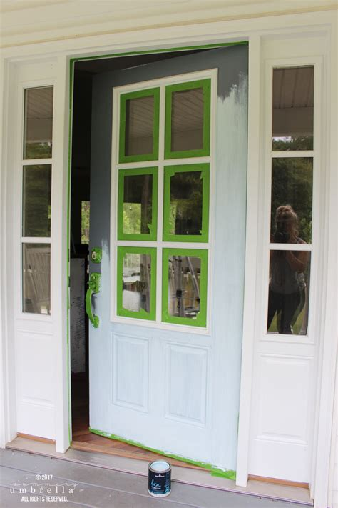 How To Paint Your Metal Front Door The Easy Way In A Few How To Paint A Steel Front Door