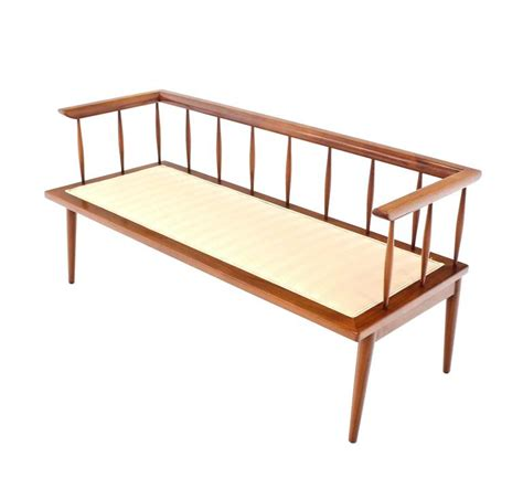 shaker style benches mid century modern shaker style bench for sale at 1stdibs