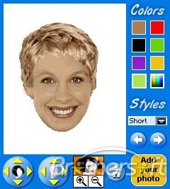 How To Create Your Own Hairstyle On A Short Quick Weave   download free digital hairstyle symbian digital