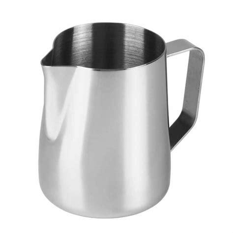 Professional Milk Jug Milk Pitcher Steam Latte 600 Ml Stainless image gallery latte milk pitcher