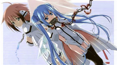 heaven s lost property ikaros and nymph heaven s lost property wallpaper