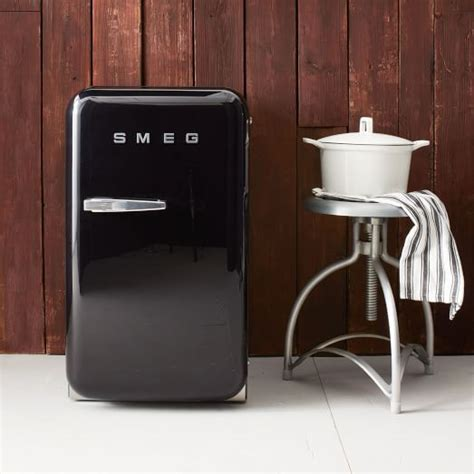 Small Desk Refrigerator Smeg Mini Refrigerators West Elm