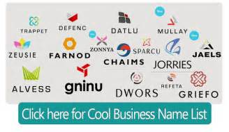 Company Name Cool Company Names Search Engine At Search