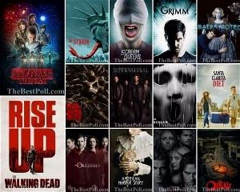 tv show 2017 the best thriller horror tv shows 2017 thebestpoll