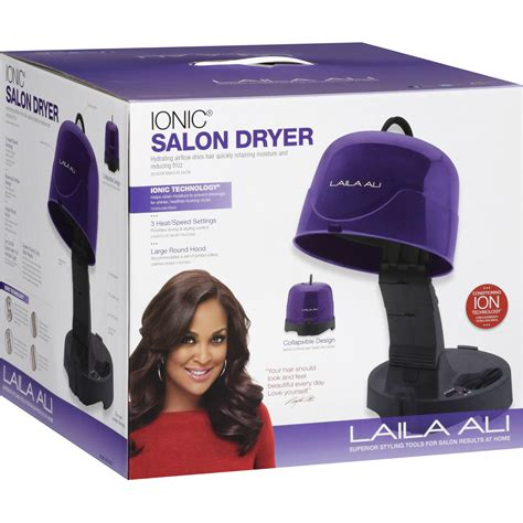 Hair Dryer In Walmart by By Professional Salon 1875 Watt Bonnet Hair