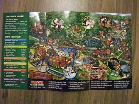lost odyssey world map theme theme park map picture of lost world hotel ipoh