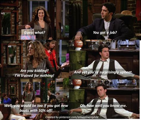 17 best friends quotes chandler on friends
