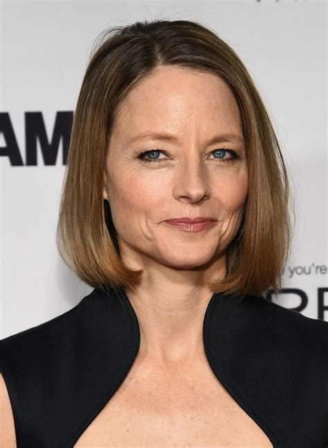 bob hairstyles 2015 women over 50 jodie foster short bob hairstyle for women over 50 hairstyles weekly