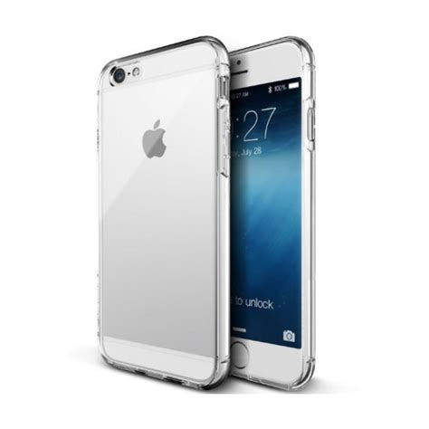 Hp Iphone 6 Transparan coque iphone 6 6s transparent rebord dealer de coque