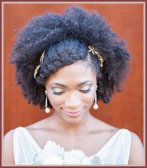 Wedding Hair For Naturals by Hair Wedding Hairstyles Idea In Wedding Hairstyle