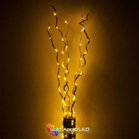 Warm White Led String Light 32ft Warm White String Lights