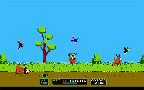 how to your to duck hunt duck hunt wallpaper by lucasta 2007 on deviantart