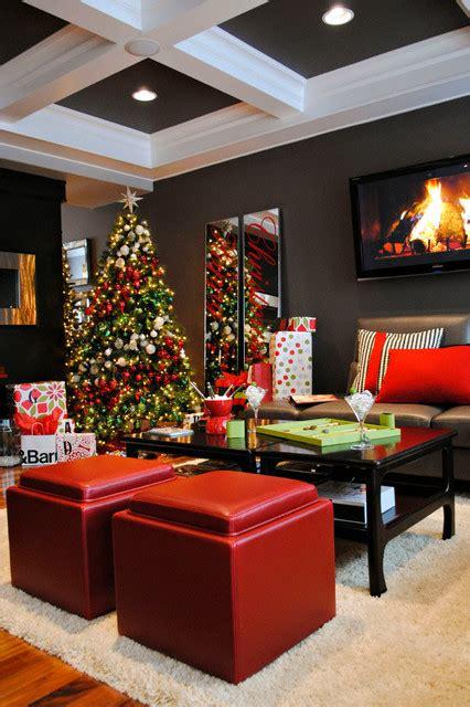 amazing christmas interiors 16 amazing tree decorating ideas style motivation