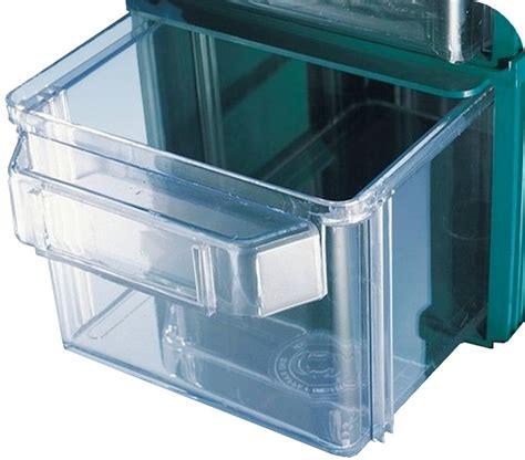cassettiere in plastica componibili contenitori cassetti plastica trasparente sovrapponibili