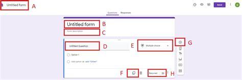 membuat google formulir pendaftaran sekolah panduan form