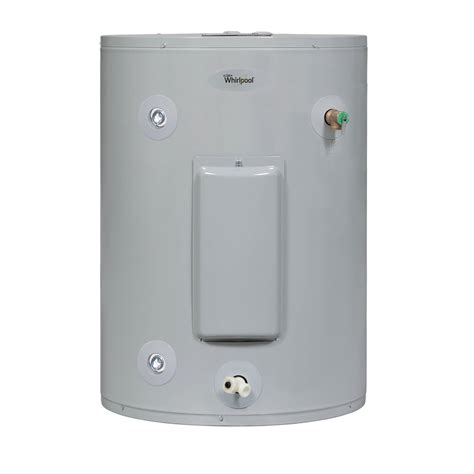 Small Water Heaters At Lowe S Shop Whirlpool 19 Gallon Tank Electric Point Of Use Water