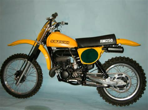 1978 Suzuki Rm 250 1978 Suzuki Rm250 For Sale Canada