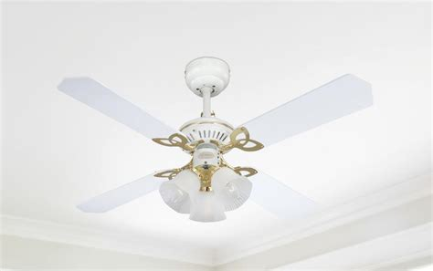 Princess Ceiling Fan by 105 Cm Westinghouse Princess Trio Ceiling Fan In White