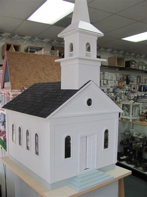 dolls house church dolls house church 28 images country church dollhouse kit vermont style doll