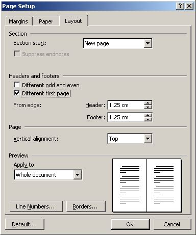 bagaimana membuat nomor halaman di word 2010 bagaimana cara membuat format penomoran halaman yang
