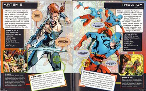 dc comics ultimate character guide dc comics the ultimate character guide by various
