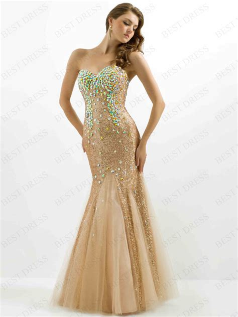 mermaid prom dresses 2015 prom dresses