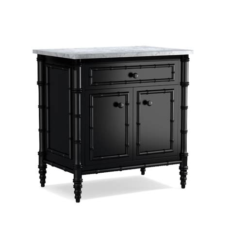 nightstand with marble top hstead nightstand marble top williams sonoma