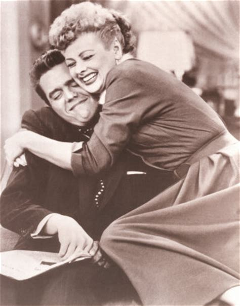lucille ball and ricky ricardo desi arnaz and lucille ball poster card