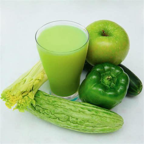 Bitter Melon Detox by Recipe The Five Green Juice Healthy Hong Kong