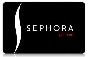 You Could Win 100 Gift Certificate To Sephora by 100 Sephora Gift Card Giveaway Jenn Unplugged
