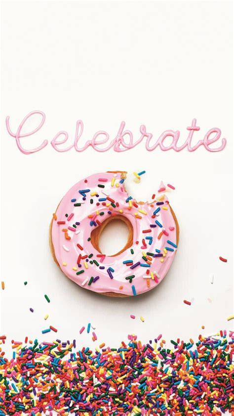 Best 25  Donut quotes ideas on Pinterest   Happy birthday
