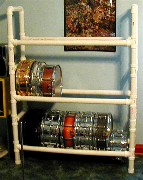Snare Rack by How Do You Display Your Snare Collection Racks Shelves