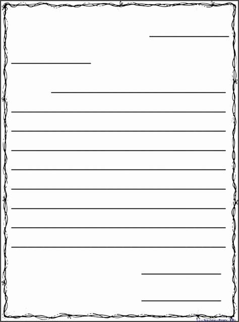 friendly letter template sampletemplatess