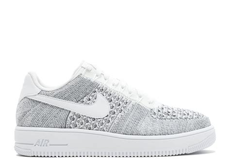 Nike Air One Low air 1 flyknit low nike 817419 006 cool grey