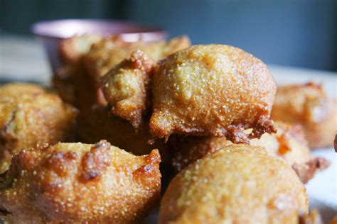 how to make hush puppies with cornmeal how to make fried green tomatoes without cornmeal